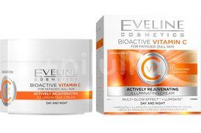 Eveline Nature Line - bioaktivní vitamin C - denní a noční krém 50ml