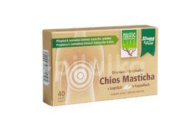 Masticlife Čistý prášek z chioské Mastichy 40 kapslí