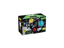 Mudpuppy Svíticí puzzle, Vesmír 100ks