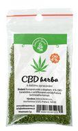 Zelená země CBD Herba 4% k dalšímu zpracování 5g