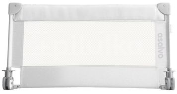 Zábrana k posteli 90 cm white