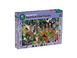Mudpuppy Puzzle hledej a najdi, V lese 64ks