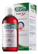 GUM ústní voda Paroex (CHX 0.12%) 300ml