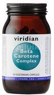 Viridian VRD Beta Carotene Complex 90 kapslí