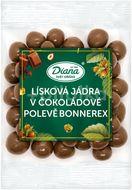 Diana Company Lísková jádra v čokoládové polevě bonnerex 100g