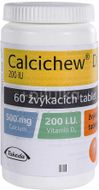 Calcichew D3 žvýkací tablety 60ks