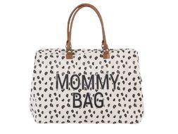 Childhome Přebalovací taška Mommy Bag Canvas Leopard