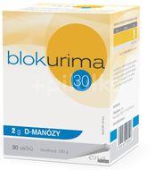 Blokurima 2g D-manózy sáčky 30x4g
