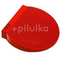 Ledragomma Sedací klín Fit-Sit červená 38cm