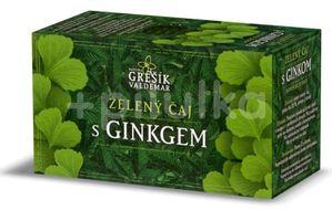 Grešík Zel. čaj s ginkgem n.s. 20x1.5g