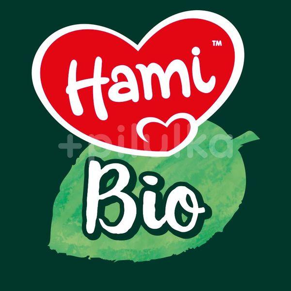 Hami BIO ovocný příkrm Ovoce s nektarinkou 190g, 6+