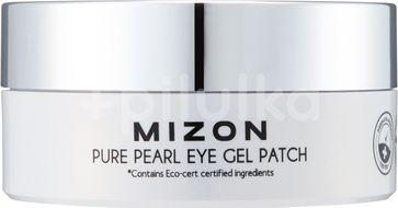 Mizon Pure Pearl Eye Gel Patch, Oční hydrogelová maska 60ks