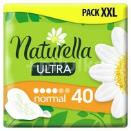 Naturella Ultra Normal Hygienické Vložky S Křidélky 40ks