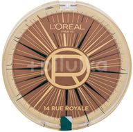 L'Oréal Paris Wake Up & Glow Bronzer a konturovací pudr limited edition Rue Royale 18g