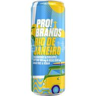 PRO!BRANDS BCAA Drink Rio de Janeiro passion fruit/ananas 330ml