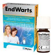 EndWarts ORIGINAL roztok k odstranění bradavic 5ml