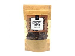 Natu Kokosové chipsy kakao BIO 70g