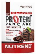 Nutrend Protein Pancake 750g čokoláda+kakao