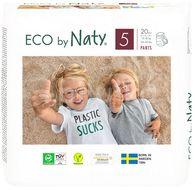 Natahovací plenkové kalhotky Naty Nature Babycare Junior 12-18kg 20ks
