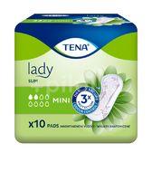 TENA Lady Mini Slim Inkontinenční vložky 10ks