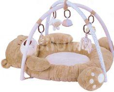 PlayTo Luxusní hrací deka s melodií medvídek