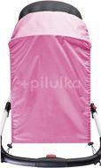 Caratero Sluneční clona na kočárek pink