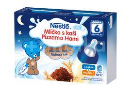 Nestlé Mlíčko s kaší Kakaové 2x200ml