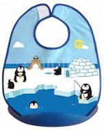 dBb Bryndák, s korýtkem, tučňáci