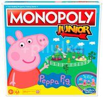 Hasbro Monopoly Junior - Prasátko Peppa