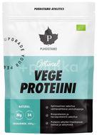Puhdistamo Optimal Vegan Protein BIO natural 600g