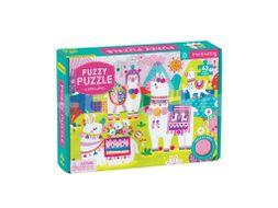 Mudpuppy Fuzzy Puzzle, Země Llam 42ks
