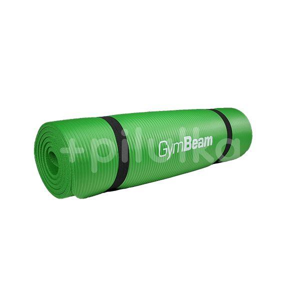 GymBeam Podložka na cvičení Yoga Mat Green - zelená