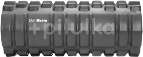 GymBeam Vibrační válec na cvičení V-Roll šedý 1ks