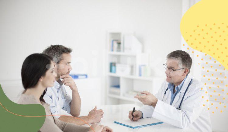 Vstupní konzultace IVF