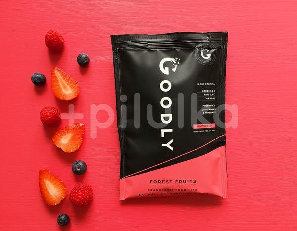 Goodly Testovací balíček 8 porcí (2x40g sáčky od každé příchutě)