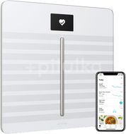 Withings Body Cardio Full Body Composition WiFi Scale White