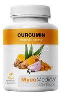MycoMedica Curcumin 120 veganských kapslí
