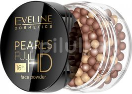 Eveline Full HD Pearls – bronzový pudr 20g