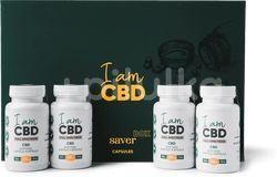 I am CBD Saver box - 4x Full Spectrum CBD kapsle 30ks
