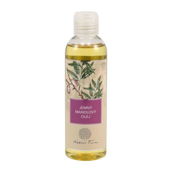 Nobilis Tilia Mandlový olej jemný 200ml
