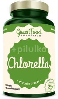 GreenFood Nutrition Chlorella 90kapslí