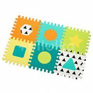 Infantino Puzzle pěnové Tvary 6ks