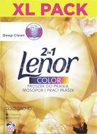 Lenor 2v1 prací prášek Color, Gold Orchid (60 pracích dávek), 3,9kg