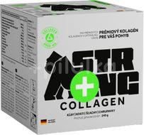 Delta Strong Collagen Prášek na přípravu nápoje 240g