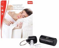 Haspro Sleep špunty do uší na spaní 1 pár