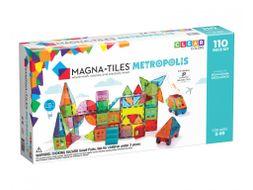 Valtech Magnetická stavebnice Magna Tiles Metropolis 110