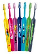 TePe Select Compact ZOO soft blistr zubní kartáček 1ks
