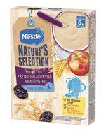 Nestlé Nature's Selection Mléčná obilná kaše Jablko-švestka 250g