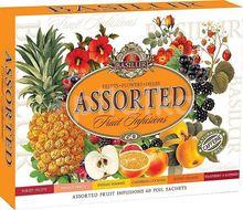 BASILUR Fruit Infusions Assorted 60 gastro sáčků