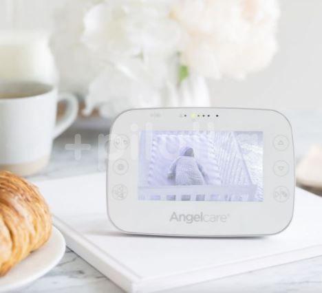 Angelcare AC327 Monitor pohybu dechu a videochůvička
